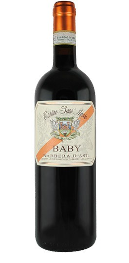 Baby Barbera D'Asti, Piedmont