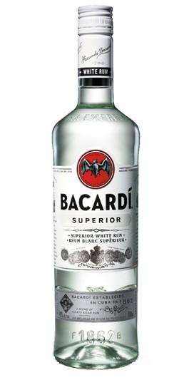 Bacardi Rum - 1Litre