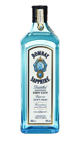Bombay Sapphire Gin - 1Litre