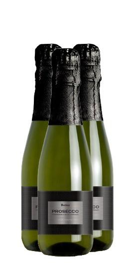 Botter Prosecco Spumante (200 ml), Veneto, Italy  [ Case of 24 ]