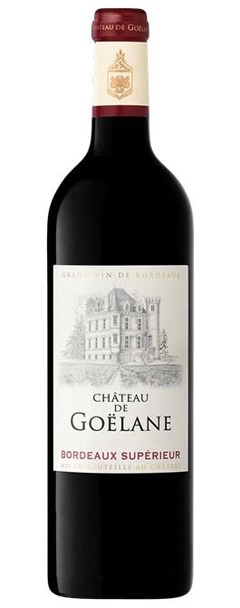 Chateau Goelane Bordeaux Supérieur, France [ 375 ml ]