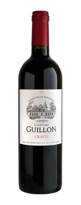 Chateau Guillon, Graves, Bordeaux, France