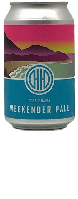 Double Haven Weekender Pale Ale - 330ml