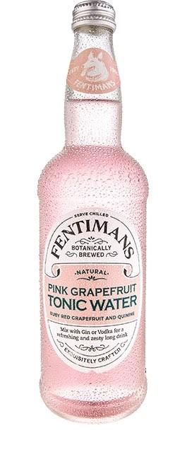 Fentimans Pink Grapefruit Tonic Water 200ml