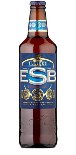 Fuller's ESB 500ml [case of 12] BBE: 01 JAN 2020