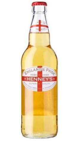 Henney's Englands Pride