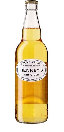 Hennys-Dry-Cider