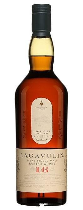 Lagavulin 16 Years Old Single Malt Scotch Whisky, Islay 70cl