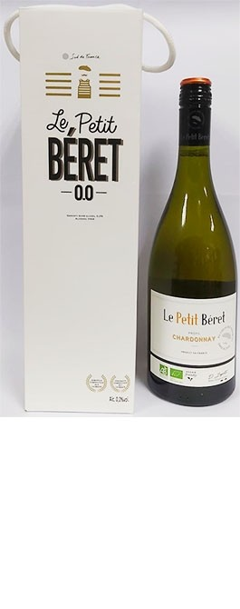 Le Petit Beret, Profil Chardonnay, France with GIFT BOX
