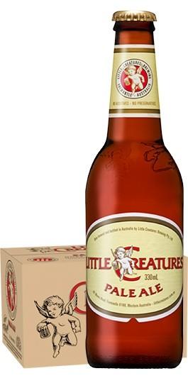 Little Creatures Pale Ale 330ml bottles [ case of 12 ]