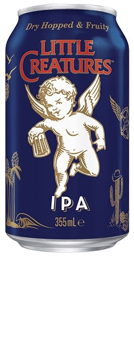Little Creatures IPA 355ml cans