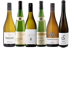 A mixed case of luxury white wines [6 bottles]