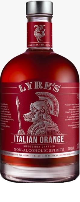 Lyre's Non-Alcoholic Italian Orange