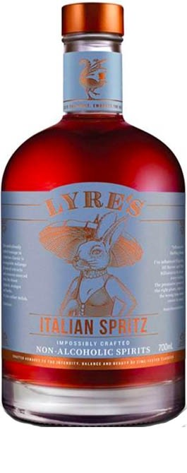 Lyre's Non-Alcoholic Italian Spritz