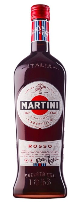 Martini Rosso Sweet Vermouth - 1 Litre