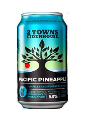 Pacific Pineapple Cider