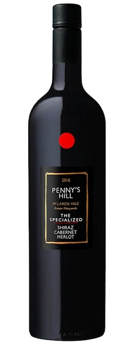 Penny's Hill 'The Specialized' Red Blend, McLaren Vale, Australia