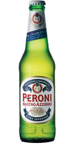 Peroni Nastro Azzurro 330ml [case of 24]