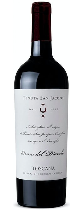 San Jacopo, Orma Del Diavolo Toscana, 1.5L Magnum, Italy