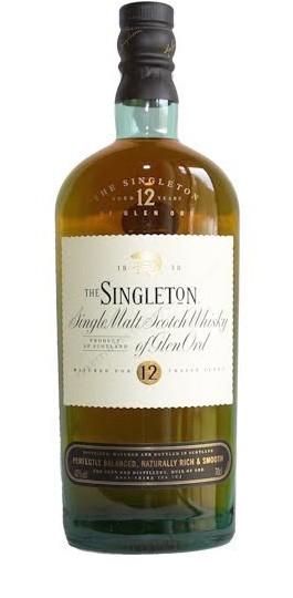 Singleton 12 Year Old Single Malt