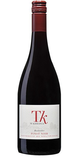 Te Kairanga Runholder Pinot Noir, Martinborough