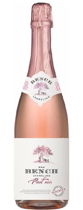 The Bench, Alcohol Free, Sparkling Pinot Noir Rosé, Germany