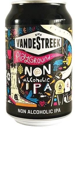 VandeStreek Playground Non-Alcoholic IPA - 330ml cans