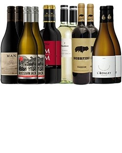 A case of great value wines [12 bottles]