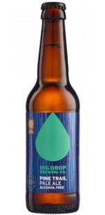 Big Drop Non-Alcoholic Pine Trail Pale Ale  - 330ml