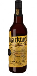 Blackwell Black Gold Jamaican Rum - 750ml