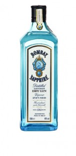 Bombay Sapphire Gin - 1Litre