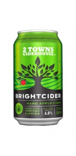 2 Towns Ciderhouse - Bright Cider - 330ml