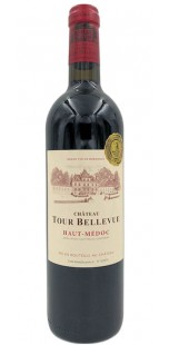 Chateau Tour Bellevue, Haut  Medoc, Bordeaux, France