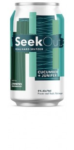 Cucumber Juniper - 355ml