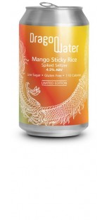 Dragon Water Mango Sticky Rice - 330ml cans [ case of 12 ]