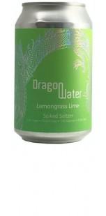 Dragon Water Spiked Seltzer - Lemongrass Lime - 330ml