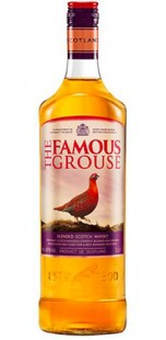 Famous Grouse Blended Premium Whisky 1L