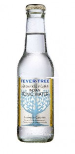 Fever Tree Tonic Water - Naturally Light 200ml