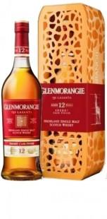 Glenmorangie The Original 12 Year Old Single Malt - 700ml with Giraffe box