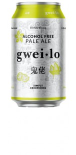 Gweilo Non-Alcoholic Pale Ale - 330ml cans