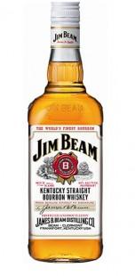 Jim Beam Bourbon - 1Litre