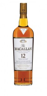 Macallan 12 Yrs Single Malt Sherry Oak - 700ml