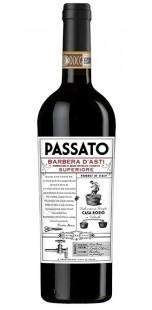Passato Barbera D'Asti Superiore, Italy
