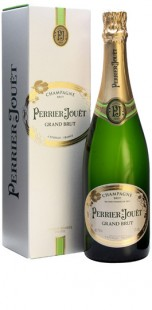 Perrier Jouet Grand Brut N.V. with GIFT BOX