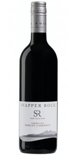 Snapper Rock Hawks Bay Merlot Cabernet, New Zealand