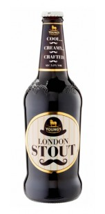 Young's London Stout - 500ml