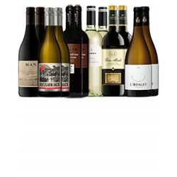 A case of great value wines