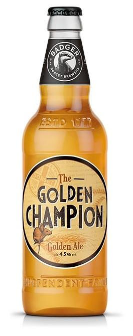 Badger Golden Champion - 500ml [case of 8]
