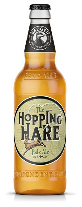 Badger Hopping Hare - 500ml [case of 8]