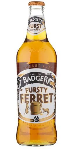 Badger Fursty Ferret - 500ml [case of 8]